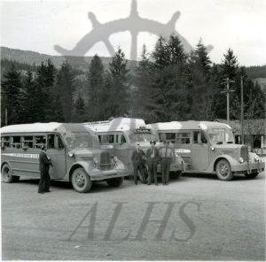 Greyhound Bus Lines | Keywords | Arrow Lakes Historical Society