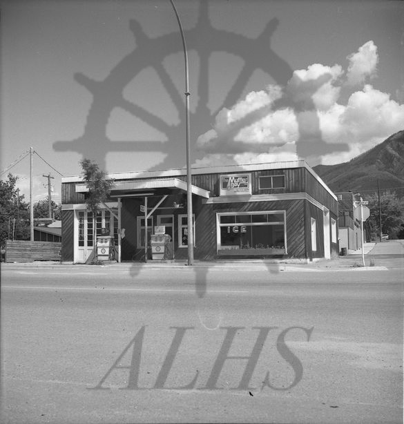 Shell Garages: Arrow Lakes Historical Society
